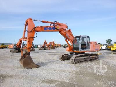 2001 FIAT-HITACHI EX215 Hydraulic Excavator