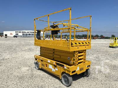 2006 HAULOTTE COMPACT 12 Electric Scissorlift Parts/Stationary Construction-Other