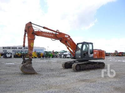 2010 HITACHI ZX240N-3 Hydraulic Excavator