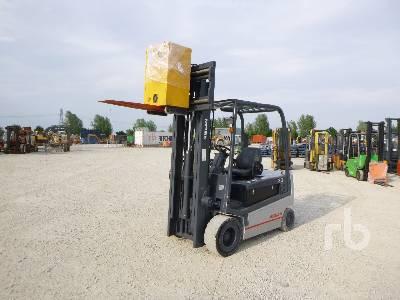2011 NISSAN G1Q2L30Q Electric Forklift
