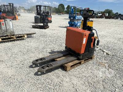 2011 BT LPE200/8 Electric Pallet Jack