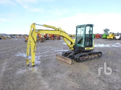 2011 YANMAR VIO57 Midi Excavator (5 - 9.9 Tons)