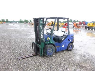 2018 FORKLIFT TRUCK HH30Z N4 D 3000 Kg Forklift