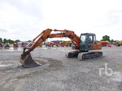 2004 HITACHI ZX130 Hydraulic Excavator