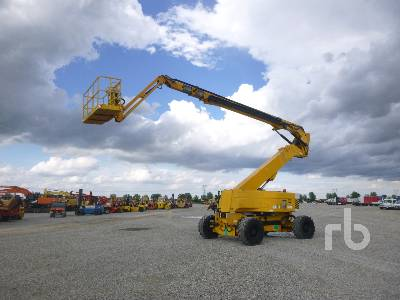2005 HAULOTTE HA32PX Articulated Boom Lift