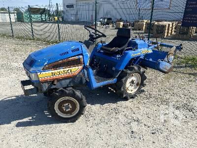 ISEKI TU125F Utility Tractor
