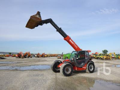 2007 MANITOU MLT940 Telescopic Forklift