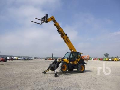 2018 DIECI ICARUS 40.17 4000 Kg 4x4x4 Telescopic Forklift