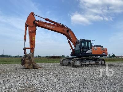 2019 HITACHI ZX350LCN-6 Hydraulic Excavator
