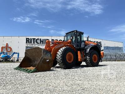 2019 HITACHI ZW310-6 Wheel Loader