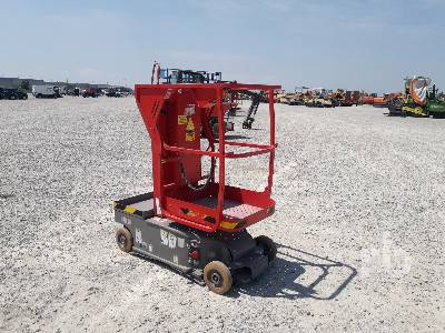 2013 HAULOTTE STAR 6 Electric Material Lift