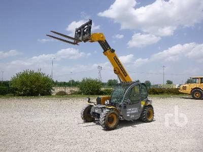 2009 DIECI APOLLO 25.6 2500 Kg 4x4x4 Telescopic Forklift