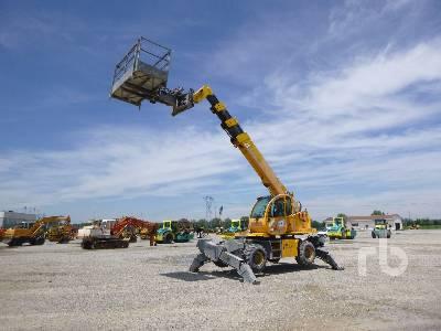 2004 DIECI ICARUS 40.18 4000 Kg 4x4x4 Telescopic Forklift