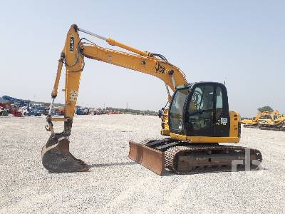 2009 JCB JZ140D Hydraulic Excavator