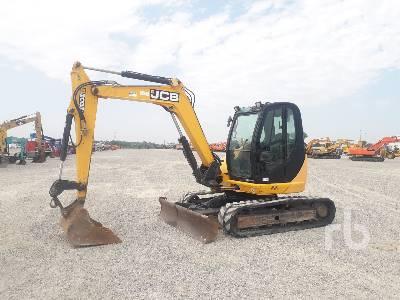 2010 JCB 8085ZTS Midi Excavator (5 - 9.9 Tons)