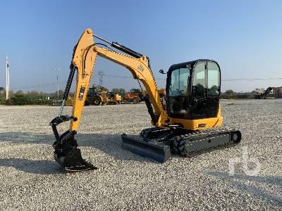 2009 JCB 8055Z Midi Excavator (5 - 9.9 Tons)