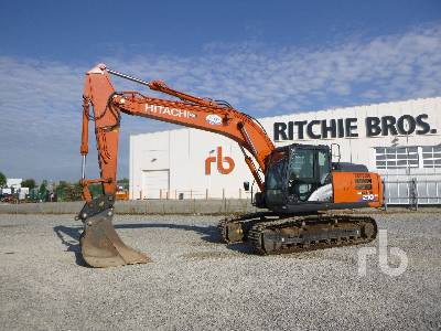 2020 HITACHI ZX210LNC-6 Hydraulic Excavator