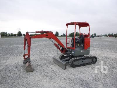 VOLVO ECR25D Mini Excavator (1 - 4.9 Tons)
