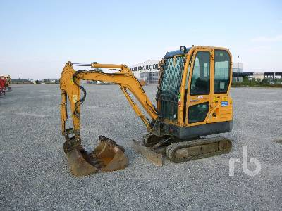 2014 HYUNDAI ROBEX 16-9 Mini Excavator (1 - 4.9 Tons)