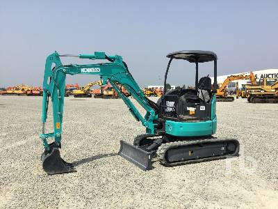 Unused 2020 KOBELCO SK28SR-6E Mini Excavator (1 - 4.9 Tons)