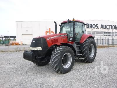 2009 CASE IH MAGNUM 335 MFWD Tractor