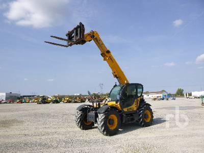2014 DIECI AGRI MAX 65.8 6500 Kg 4x4x4 Telescopic Forklift