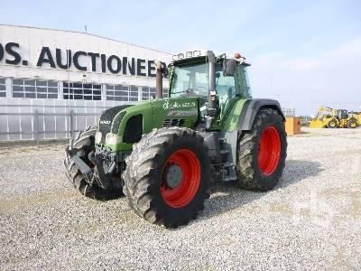 2003 FENDT 926 VARIO MFWD Tractor