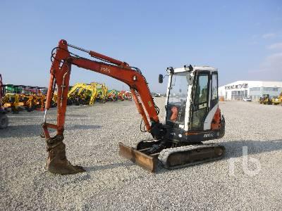 2002 KUBOTA KX101-3 Mini Excavator (1 - 4.9 Tons)