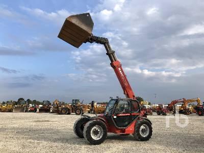 2008 MANITOU MLT940-120HLSU 4000 Kg 4x4x4 Telescopic Forklift