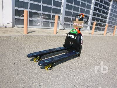Unused 2021 HELI CBD20J-LI2 2000 Kg Electric Pallet Jack