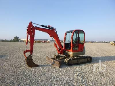 2014 JCB 8050 Mini Excavator (1 - 4.9 Tons)