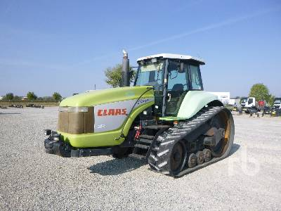 CLAAS CHALLENGER 55 Track Tractor