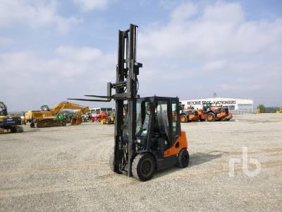 2011 DOOSAN D30S-5 3000 Kg Forklift