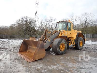 2005 VOLVO L150E High Lift Wheel Loader