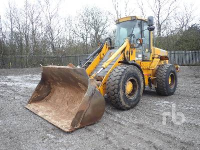1995 JCB 436B Wheel Loader