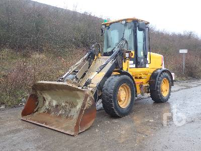 2005 JCB 411 Wheel Loader