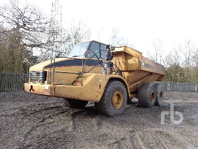 2005 CATERPILLAR 740 6x6 Articulated Dump Truck
