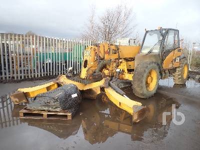 2004 CATERPILLAR TH360B 4x4x4 Telescopic Forklift Parts/Stationary Construction-Other