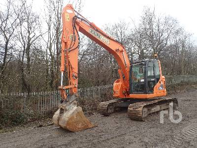 2013 DOOSAN DX140LCR Hydraulic Excavator