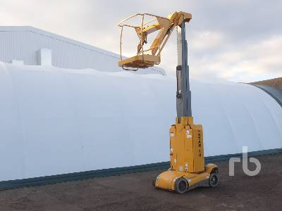 2014 HAULOTTE STAR 10-1 Electric Boom Lift