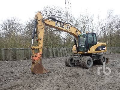 2008 CATERPILLAR M315D 4x4 Mobile Excavator
