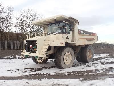 2003 TEREX TR60 4x4 Rock Truck