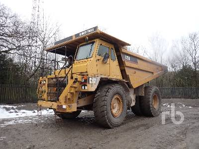 2007 CATERPILLAR 775B Rock Truck