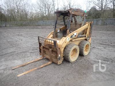 2008 CATERPILLAR 226B Skid Steer Loader