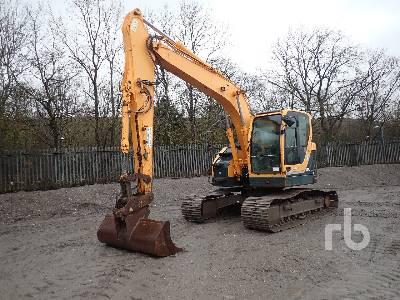 2013 HYUNDAI ROBEX 145LCR-9 Hydraulic Excavator