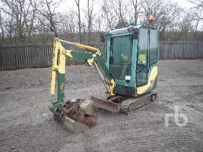 2011 YANMAR SV15 Mini Excavator (1 - 4.9 Tons)