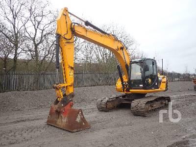 2013 JCB JS160LC Hydraulic Excavator