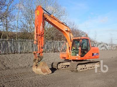 2005 DAEWOO SOLAR 140LC-V Hydraulic Excavator
