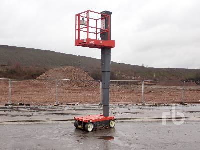 2014 SKYJACK SJ16 Electric Boom Lift