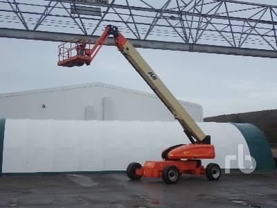 2012 JLG 1200SJP 4x4x4 Boom Lift